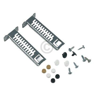 Befestigungssatz BOSCH 00612653 Bügel für Sockelblende Geschirrspüler 4