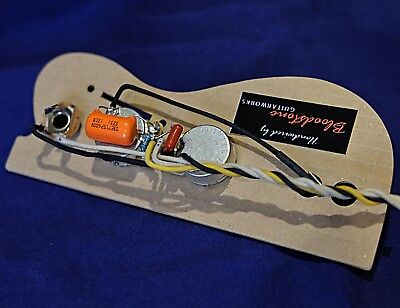 READY BUILT FENDER Jaguar Wiring Upgrade Loom Harness Kit ... on fender jaguar manual, fender jaguar switches, fender jaguar wiring kit, fender esquire wiring harness, fender jaguar hardware, fender stratocaster wiring harness,
