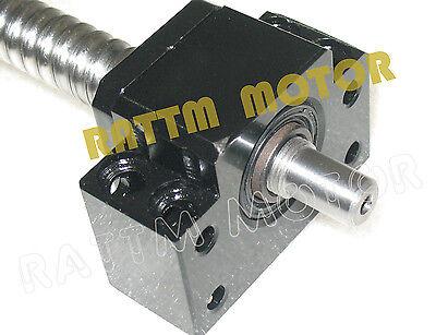 Ballscrew SFU1605 400mm C7+Nut+BK/BF 12 Support+Coupler For CNC Engraver Machine 5