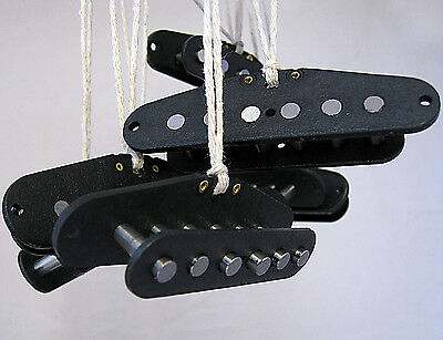 Bloodstone Handwound /'51-4 Precision Tele Sting Bass Alnico V Pickup A