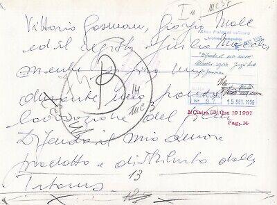©G.B.Poletto , Martine Carol,Vittorio Gassman 3 photos1956 #008 4