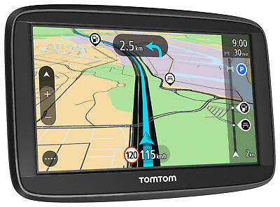 TomTom Start 52 M CE Traffic Lifetime 3D Maps TMC Tap & GO EU GPS XXL Navi WOW !