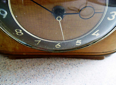 Smiths Sectric Mantel Clock. 1953/55. 7