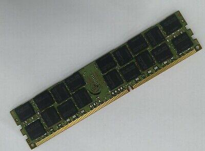 SAMSUNG 16GB PC3L-12800R DDR3-1600 ECC Registered 1.35V RDIMM M393B2G70QH0-YK0