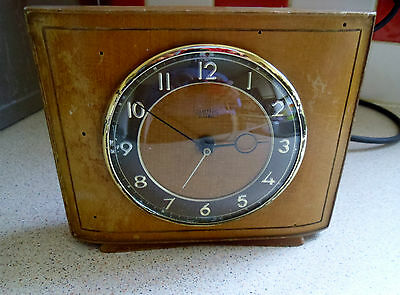 Smiths Sectric Mantel Clock. 1953/55. 9
