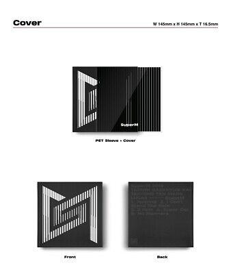 SuperM 1st Mini Album - [SuperM] UNITED Ver. CD+Booklet+Mini Booklet+Photocard 3