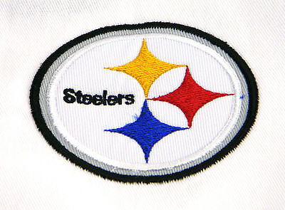 watch d8d16 1bb39 NEW NFL PITTSBURGH Steelers Premium Chef Coat 100% Cotton Xl Size Football  Chief