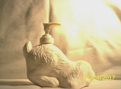 Bisque  AA 05 -05- Ceramic Ready To Paint   RABBIT PUMPER