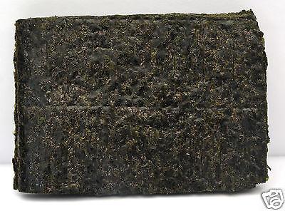 Dried Nori Seaweed Marine Fish Food Green and Dark Red 5 • EUR 2,41