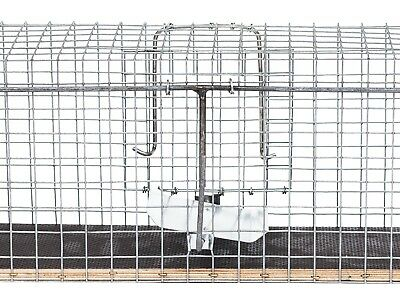 116cm  -  Marderfalle Lebendfalle Kaninchenfalle Tierfalle Drahtfalle Iltisfalle 4