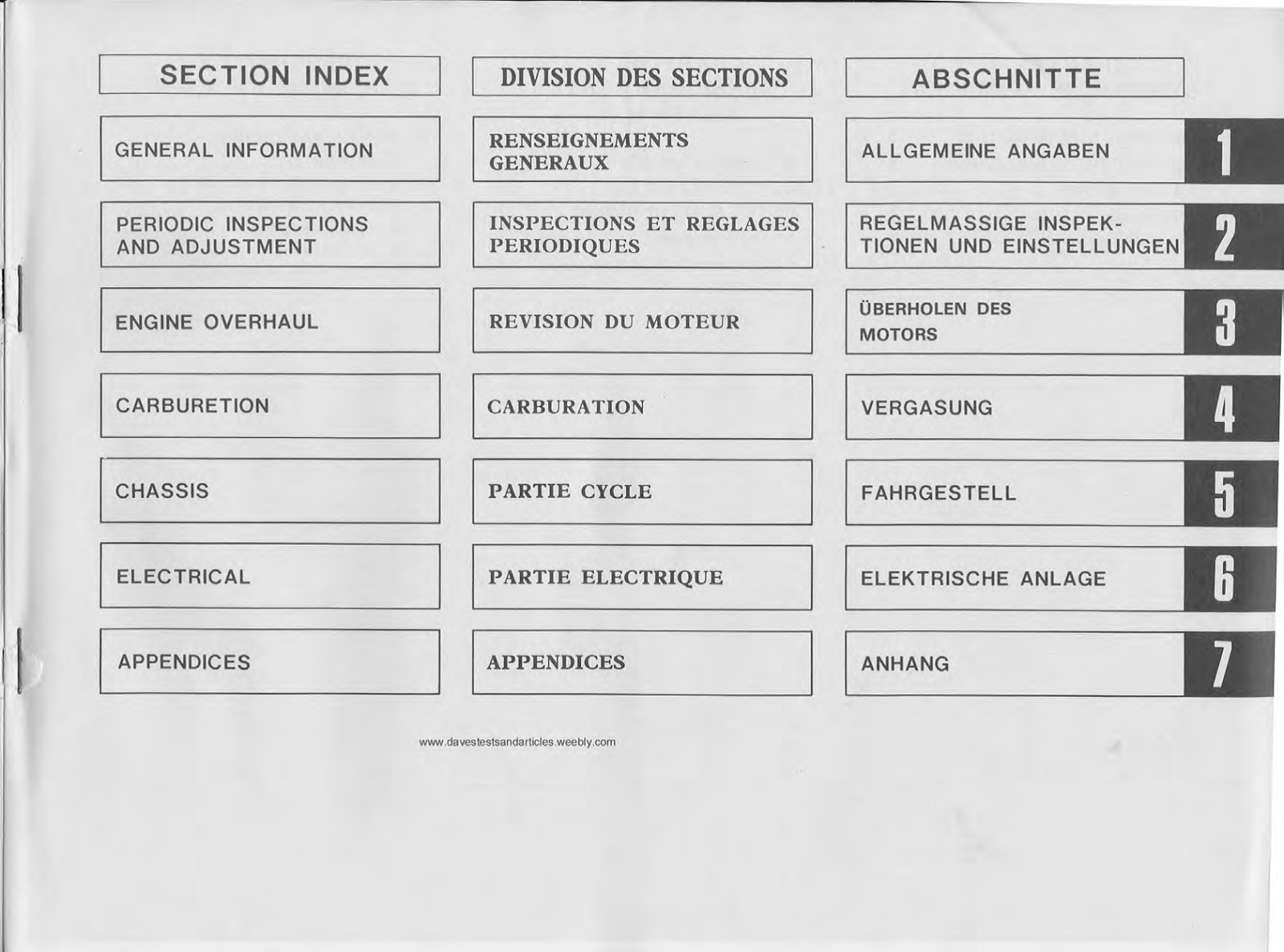Yamaha Dt 175 E Service Manual Manuel Datelier Wartungsanleitung Yg1 Wiring Diagram 1 Of 4 Workshop 79