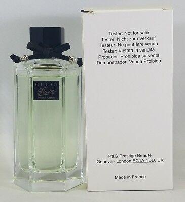 6371a6f25b7 ... Gucci Flora Gracious Tuberose 3.3 Oz Eau De Toilette Spray Tst Box New  With Cap