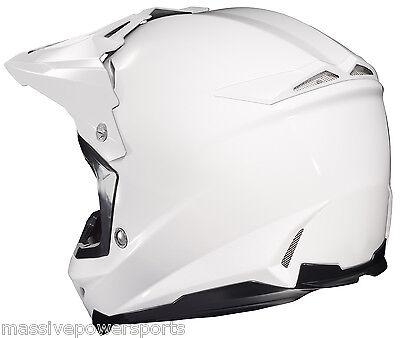 HJC CL-X7 Motocross Helmet Blaze Red S SM Small ATV Off Road Snell M2015