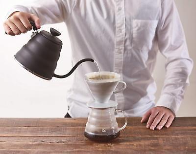 Hario V60 Buono Coffee Drip Kettle 1.2L Mat Black VKB-120-MB VKB-120 MADE JAPAN 9