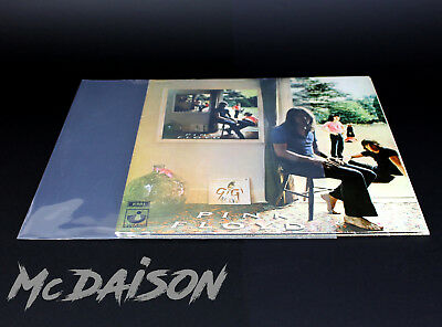 "McDAISON - 100 BUSTE esterne per LP dischi 33 giri vinile 12"" Polietilene 80my 5"