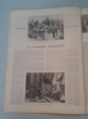 Journal Des Voyages (Spiral Bound No 3 Jeudi 14th March 1946 One Femme-Pirate 3
