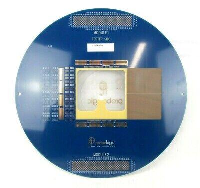 Probelogic 30-10700 Wafer Cantilever Probe Card S25PA REV4 New Surplus 3