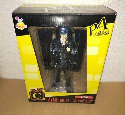 Persona 4 Naoto Shirogane figure happy lottery kuji Prize C Sunny side up game