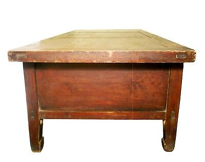 Antique Chinese Coffee Table/Treasure Trunk (2878), Circa 1800-1849 10