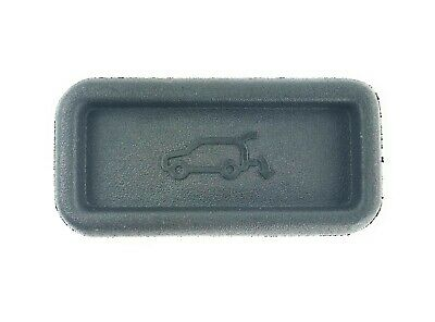 2003-2012 Range Rover Rear Lower Tail Gate Release Rubber Button Cover LR031833