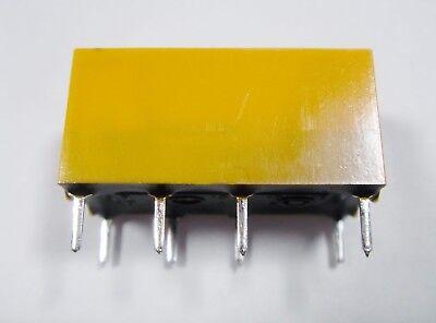 Relais Gold 24V 2xUM 30V 1A 125V 0,5A NAIS Panasonic TQ2-24V #11R71