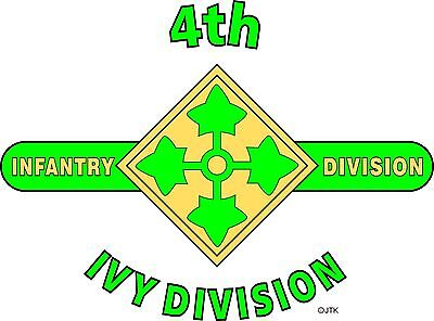 "1St Infantry Division ""the Big Red One"" Military Campaign Battle Shirt"