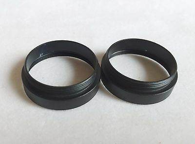 Parfocal Length Extenders Microscope Objectives RMS thread Extension Ring 3mm 4