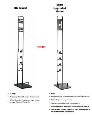 NEW 2019 Freestanding Dyson Cordless Vacuum Cleaner Stand Rack V6 V7 V8 V10 V11 3