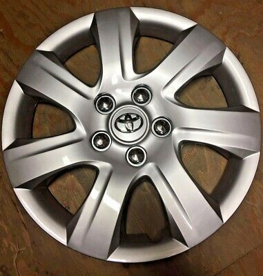 """16"""" Silver Hubcap Fits Toyota CAMRY 2010-2011 wheel cover 2"""