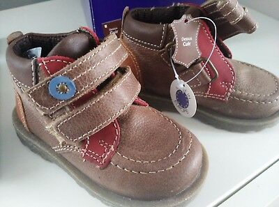 BY A 20 neuves BÉBÉ ANDRE CUIR CHAUSSURES pointure bottines wZkiTuOPX