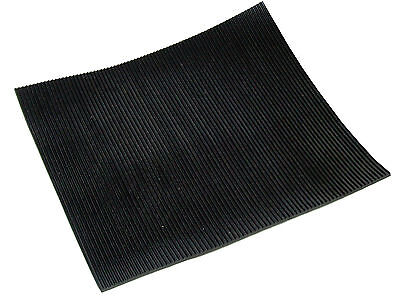 Ribbed Rubber Matting 1M & 1.2M Wide 3Mm Thick Anti Slip - Premium Quality Mat 3