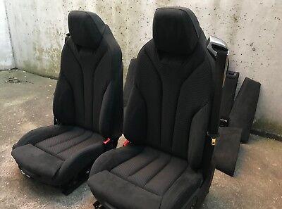 Inkl Umbau Bmw F33 Cabrio Lederausstattung Sport Sitze Alcantara