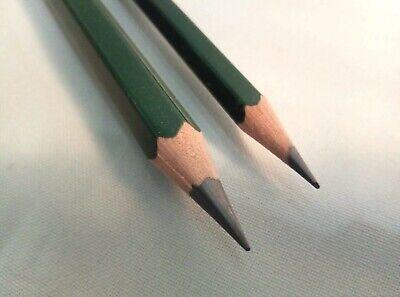 Faber-Castell 9000 Graphite Artist's Pencils 8B+4B jumbo 3