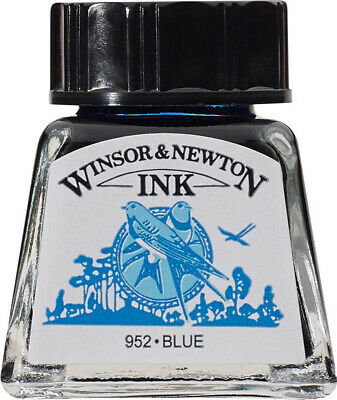 Winsor & Newton Drawing Inks The William Collection 8 x 14ml Colour Set 2