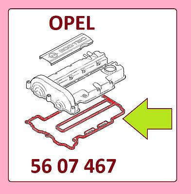 =Elring 104.110 Ventildeckeldichtung Opel Corsa C 1.4 D und Meriva A 1.2