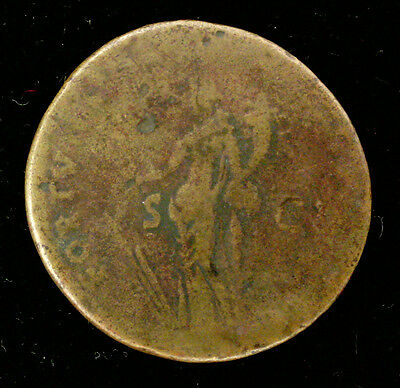 Rome - Nerva (96-98) - Dupondius 97 Fortuna Avgvst 2
