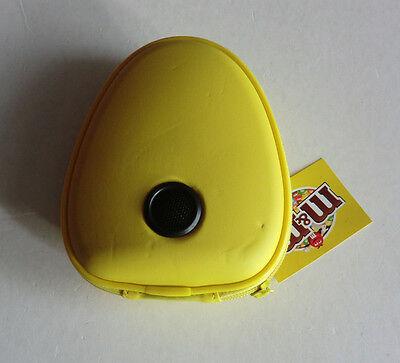 M&M M&M's Yellow gelb MP3 Tasche Lautsprecher für den iPod - Handy NEU