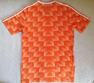 1988 Netherlands Home Football Soccer Shirt Jersey Retro Vintage Holland Classic 5
