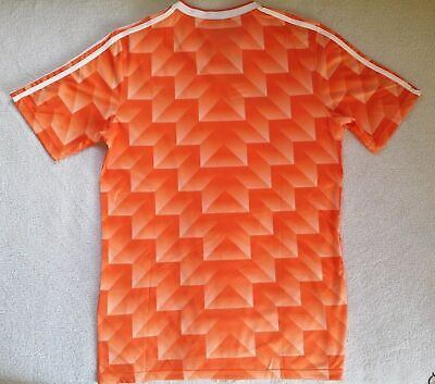 1988 Netherlands Home Retro Football Soccer Shirt Jersey Vintage Classic Holland 2