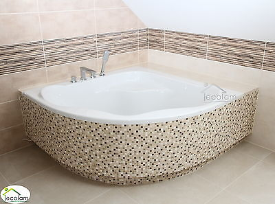 badewanne eckbadewanne 140x140 150x150 wannentr ger f e acryl symmetrisch s eur 479 99. Black Bedroom Furniture Sets. Home Design Ideas