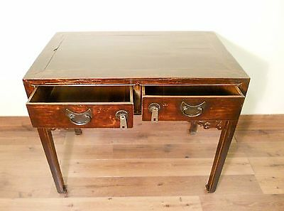 Antique Chinese Ming Desk/Console Table (5579), Circa 1800-1849 2