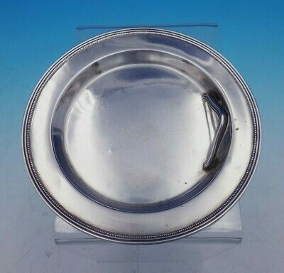 Old Newbury by Towle Sterling Silver Butter Plate with Knife Rest #5381 (#4338) 3