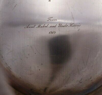 Castilian by Tiffany and Co Sterling Silver Serving Plate #18345-5769 (#3515) 7