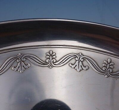 Tiffany and Co Sterling Silver Sandwich Tray Art Deco Acid Etched Design (#3152) 5