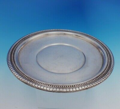 Atalanta by Wallace Sterling Silver Serving Plate / Cookie Plate #4270 (#3389) 2