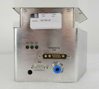 Brooks Automation 002-7391-38 Wafer Prealigner CHE Copper Cu Untested As-Is 8