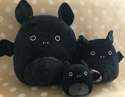 Squishmallow Halloween Devil Bat 20cm Bat Plush Toy Birthday Gift
