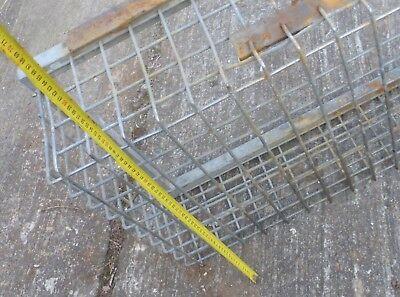 alter Korb für Aufbewahrung Anhänger Kiste ca 20 kg schwer LOFT 🌼 HANDWAGEN 🌼