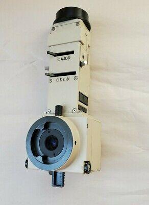 OLYMPUS BH2-UMA microscope vertical illuminator 2