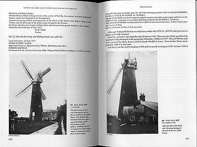 Norfolk Corn Windmills & other industrial Windmills Mühlengeschichte Mühlen 6
